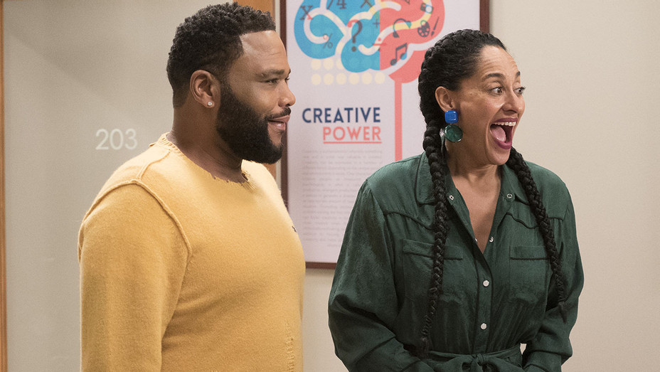 BLACKISH - Son of a Pitch - ANTHONY ANDERSON, TRACEE ELLIS ROSS- Publicity-h 2019