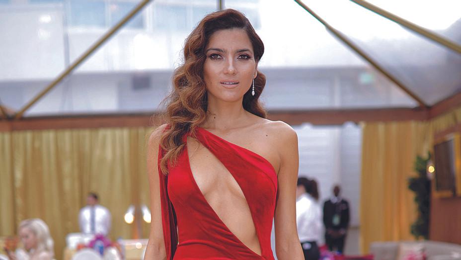 Blanca Blanco_Red Dress - Getty - H 2018