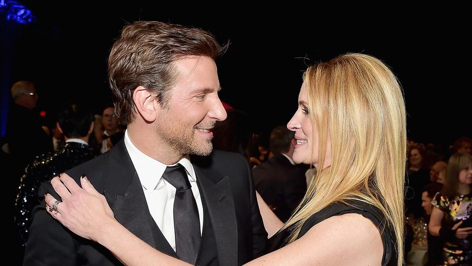Bradley Cooper and Julia Roberts - H Getty 2019