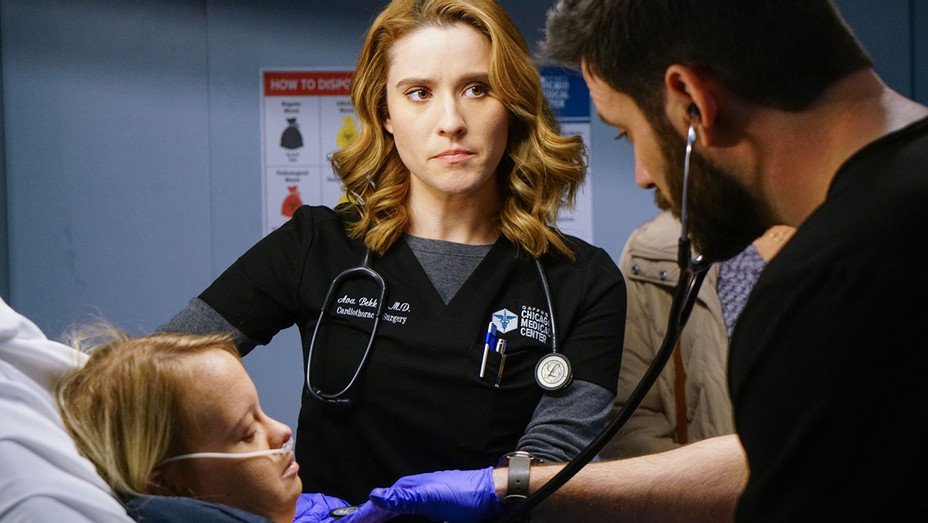 CHICAGO MED - The Things We Do  Episode 412 - Norma Kuhling- Publicity-H 2019