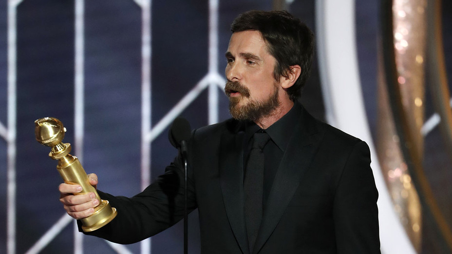 Christian Bale-Golden Globes-Publicity-H 2019