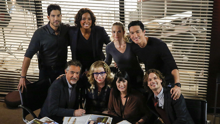CRIMINAL MINDS_Cast Photo - Publicity - H 2019