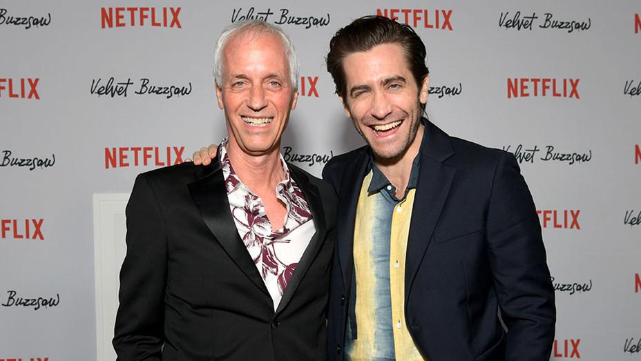 Dan Gilroy and Jake Gyllenhaal-Getty-H 2019