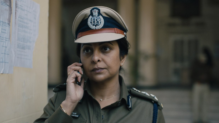 'Delhi Crime' - Publicity - H 2019