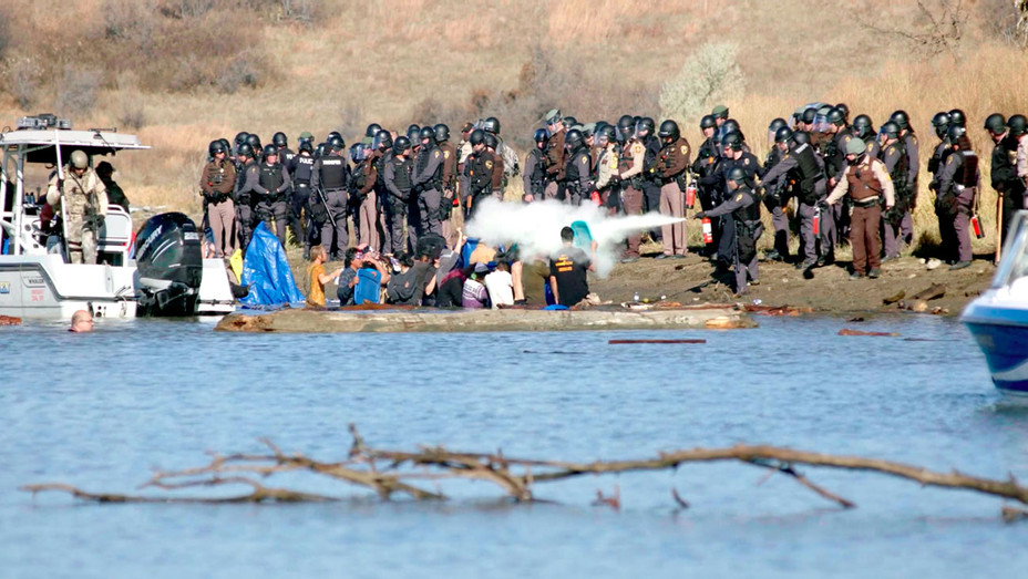 End of the Line: The Women of Standing Rock Still - Publicity - H 2019