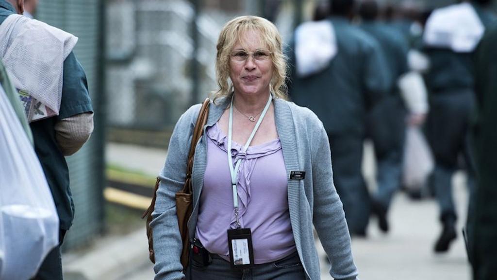 Escape At Dannemora Finale Patricia Arquette On Ambiguous Ending Hollywood Reporter