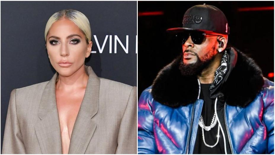 Lady Gaga, R. Kelly Split - Getty - H 2019