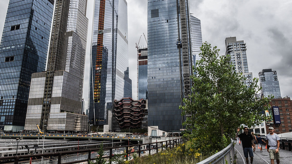 A view of the Hudson Yards development zone August 31, 2018- Getty-H 2019