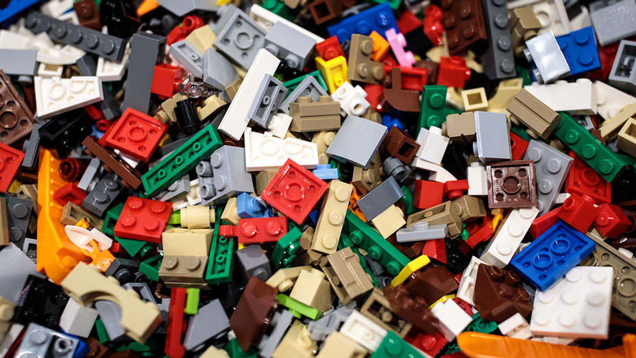 Assorted Lego pieces  - Generic - Getty-H 2019