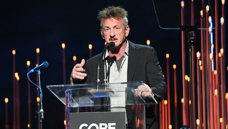 Sean Penn CORE Gala - H 2018 Getty