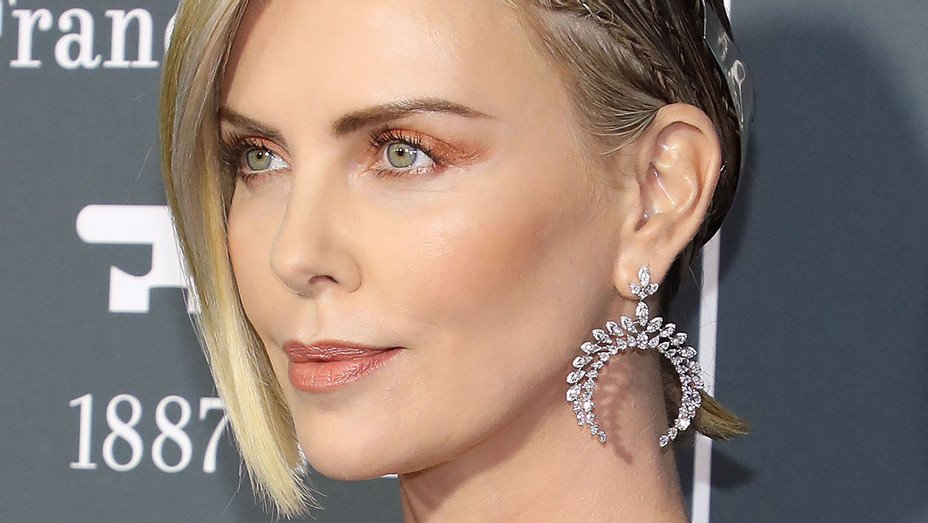 Charlize Theron attends The 24th Annual Critics' Choice Awards - GEtty- H 2019
