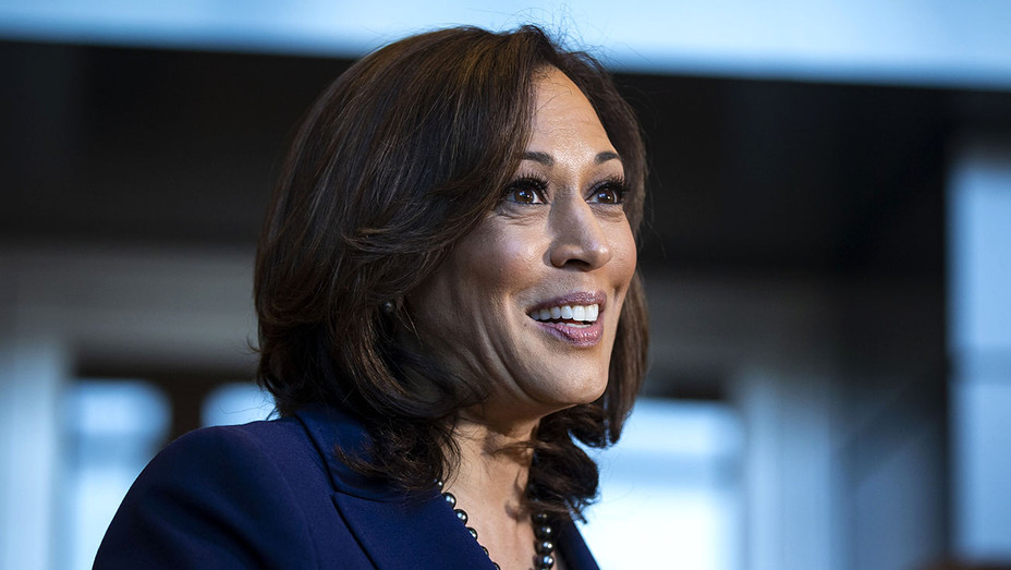 Kamala Harris -announcing her candidacy for President of the United States- January 21, 2019- Getty-H 2019