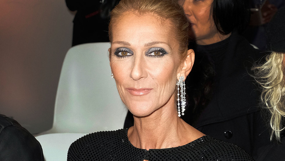 Celine Dion attends the Alexandre Vauthier Haute Couture Spring Summer 2019 show - Getty_h 2019