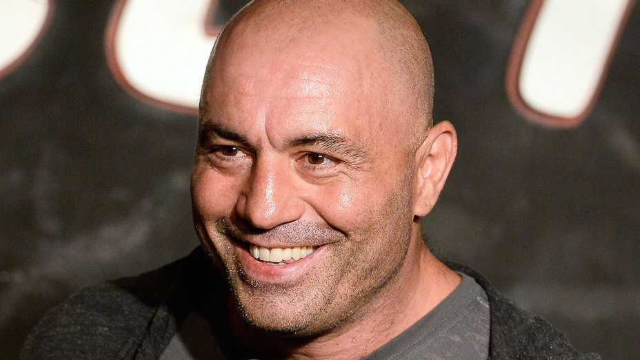 Joe Rogan performs during his appearance at The Ice House Comedy Club - Getty-H 2018