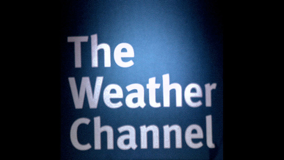 Summer Television Critics Press Tour for The Weather Channel - logo- Getty-H 2018