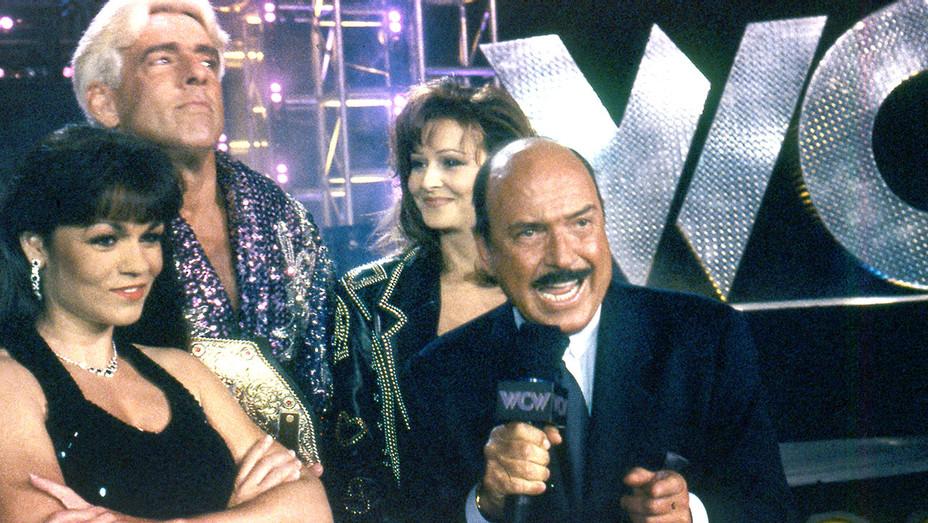 WCW braodcast- Gene Okerlund circa 1998 -Getty-H 2018