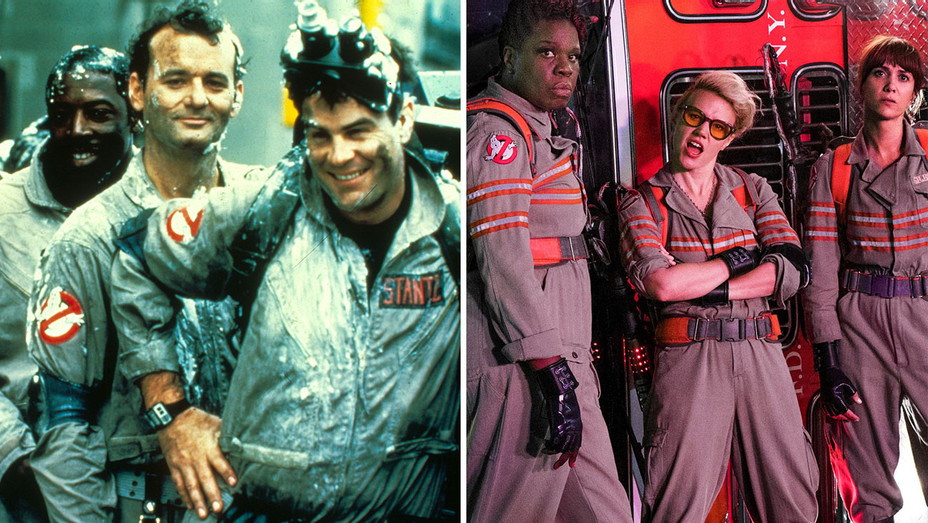Why Is Ghostbusters 3 Ignoring The All Female Reboot Hollywood Reporter