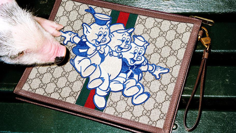 Gucci -  Disney's Three Little Pigs - Publicity -H 2019