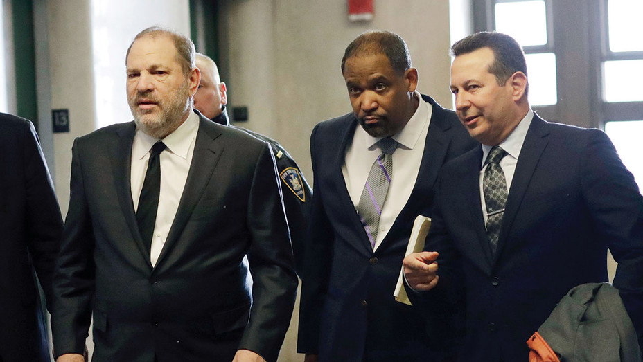 Harvey Weinstein_Ron Sullivan_Jose Baez_ONE TIME USE - AP - H 2019