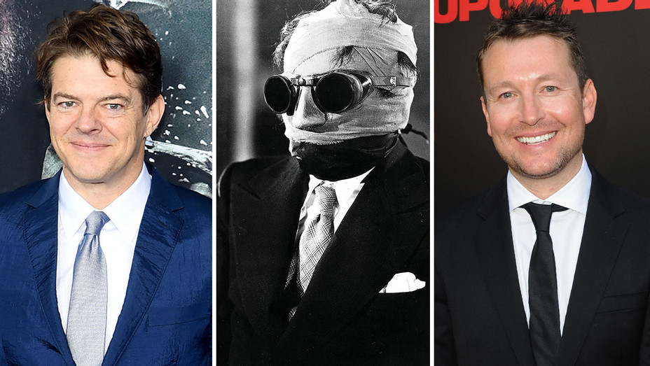 Jason Blum, 1933's The Invisible Man, and Leigh Whannell- Getty-Photofest-H 2019