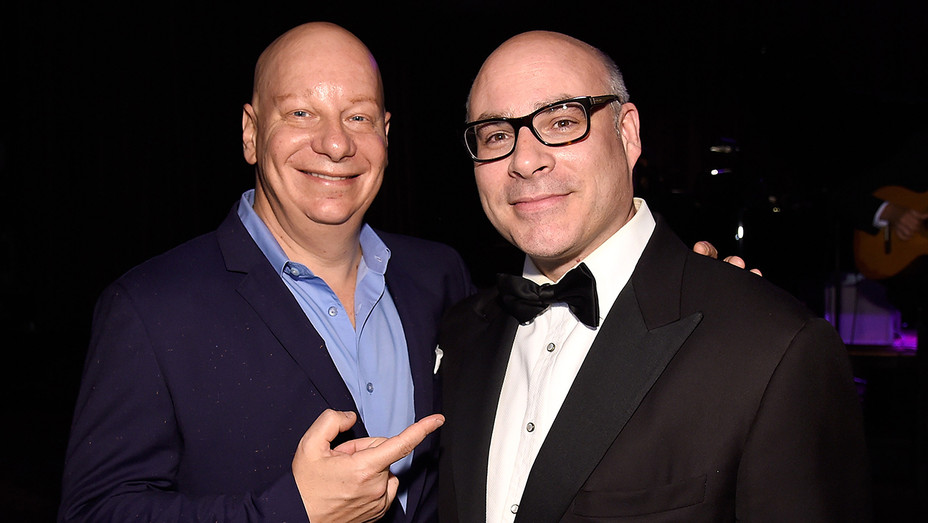 Jeff Ross and Michael Gyure - Getty - H 2019