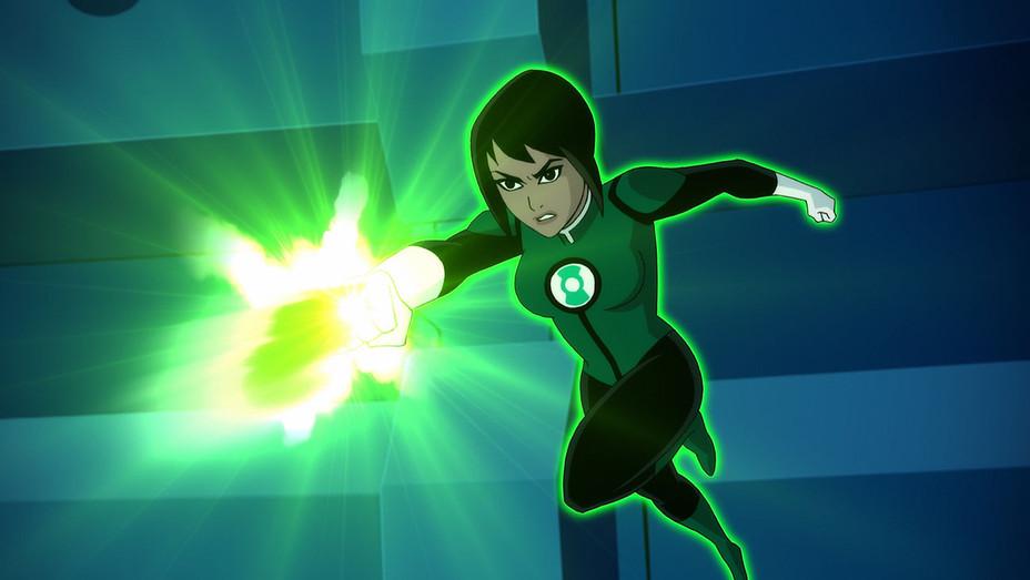 Justice League vs. The Fatal Five - Jessica Cruz- Publicity-H 2019