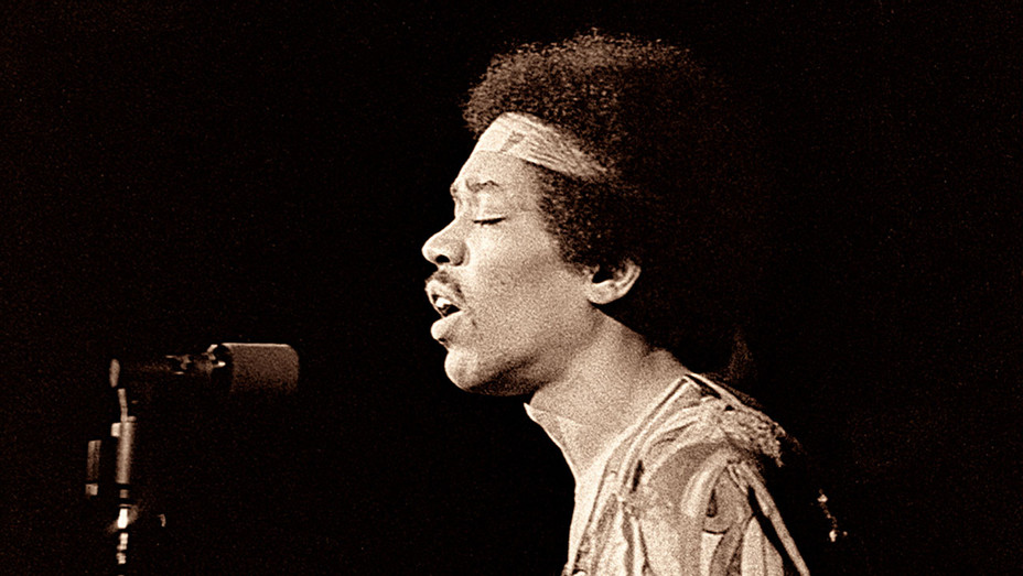 Jimi Hendrix Electric Church-Publicity Still-H 2019