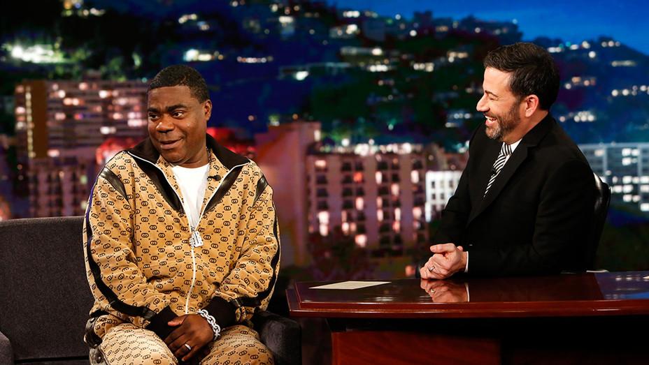 Jimmy Kimmel Live!-Tracy Morgan-Publicity-H 2019