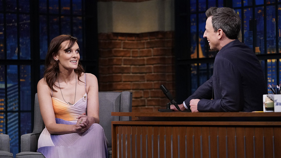 LATE NIGHT WITH SETH MEYERS_Frankie Shaw - Publicity - H 2019