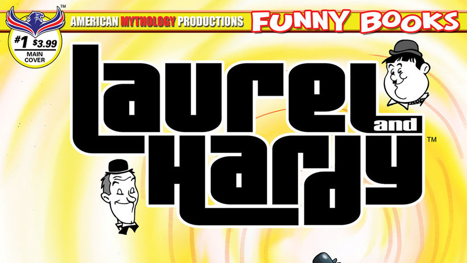 Laurel and Hardy_Cover - Publicity - P 2019