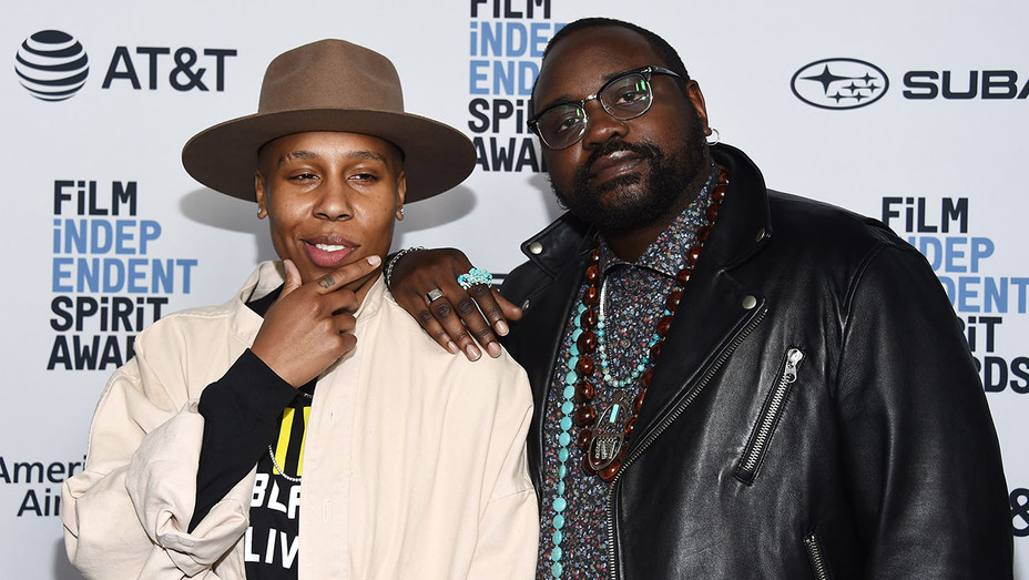 Lena Waithe and Brian Tyree Henry - Getty - H 2019