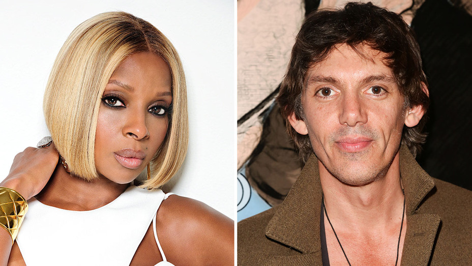 MARY J. BLIGE AND LUKAS HAAS -NEW-Split- Getty-H 2019