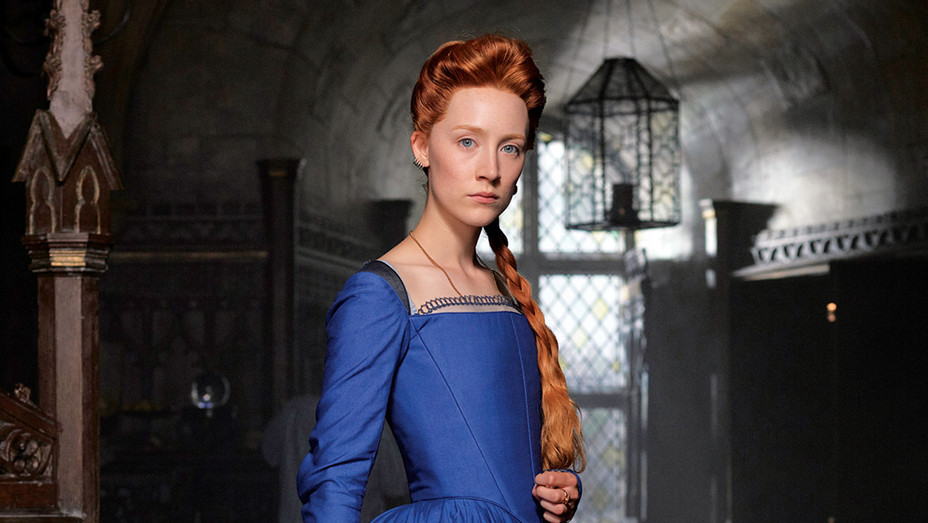 Mary Queen of Scots-Saoirse Ronan-Publicity-H 2018
