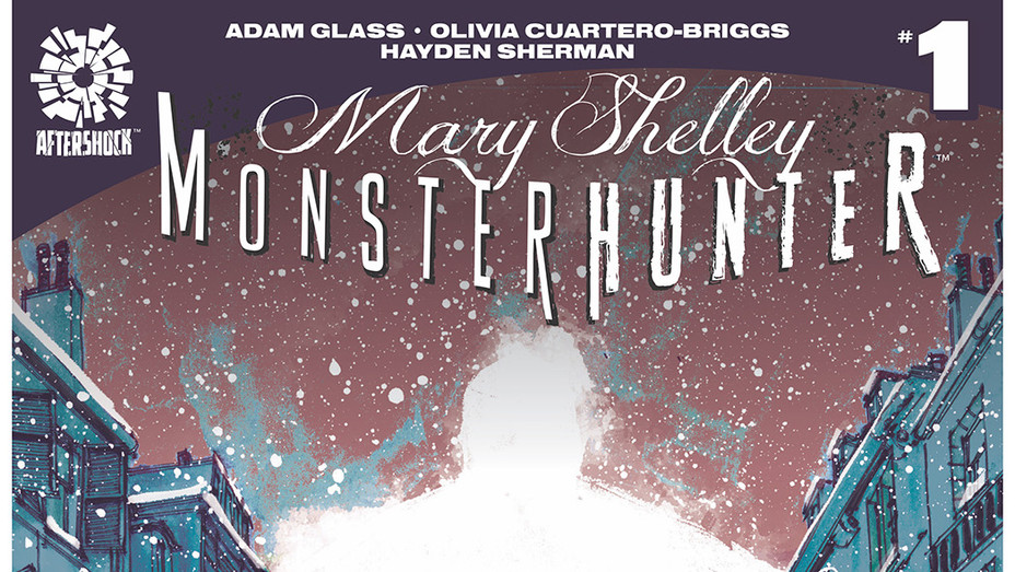 Mary Shelly Monster Hunter-Publicity-P 2019