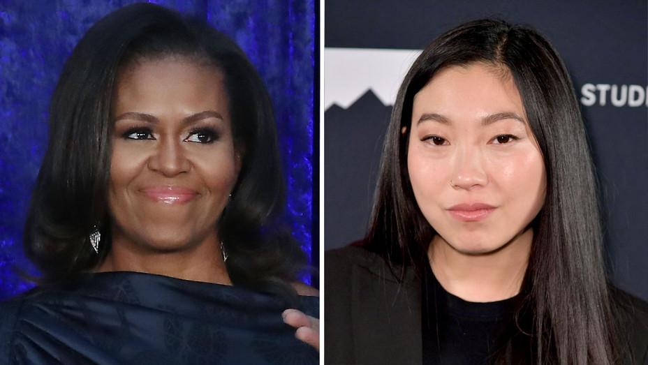 Michelle Obama - Awkwafina-Getty-H 2019