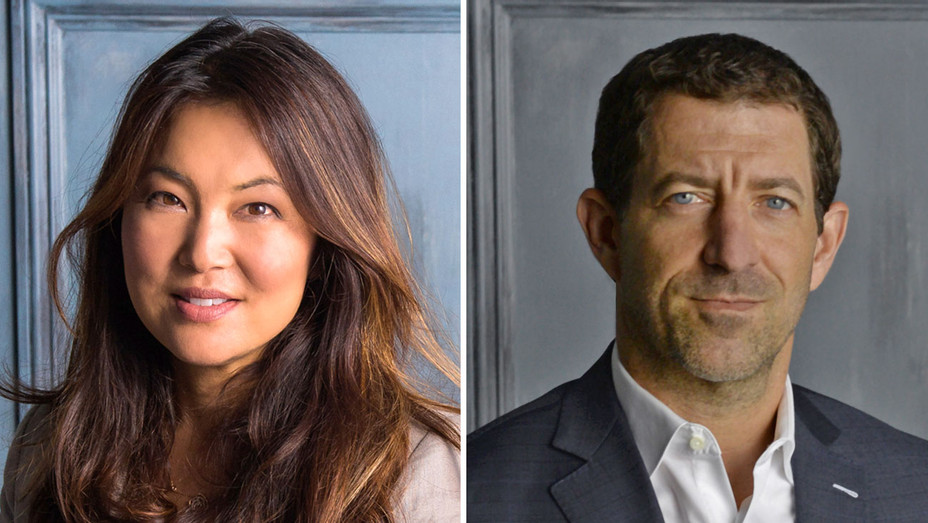 Monica Chun and Rick Faigin-Publicity-Split-H 2019