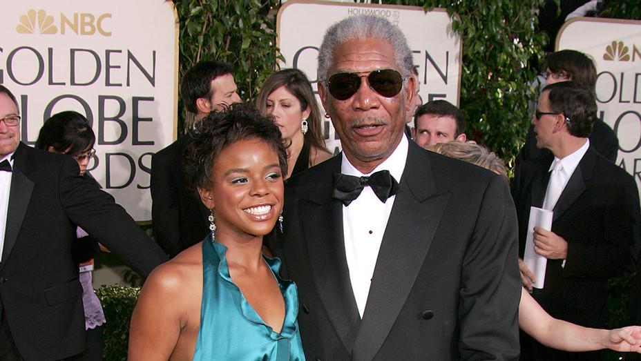 Morgan Freeman_E'Dena Hines - Getty - H 2019