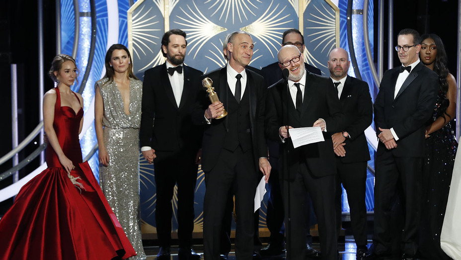 76th ANNUAL GOLDEN GLOBE AWARDS - Best TV Series, Drama joe weisberg- Publicity-H 2019