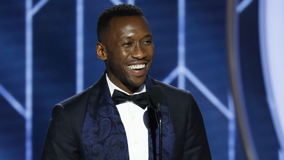 76th ANNUAL GOLDEN GLOBE AWARDS -Mahershala Ali, winner of Best Supporting Actor - Publicity- H 2019