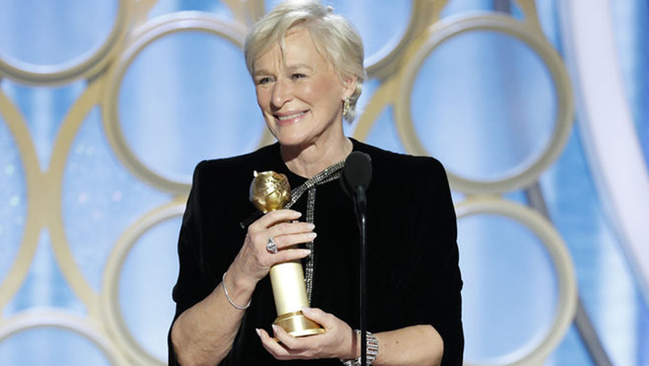 76th ANNUAL GOLDEN GLOBE AWARDS - Glenn Close, winner of Best Actress - Motion Picture - Getty-H 2019
