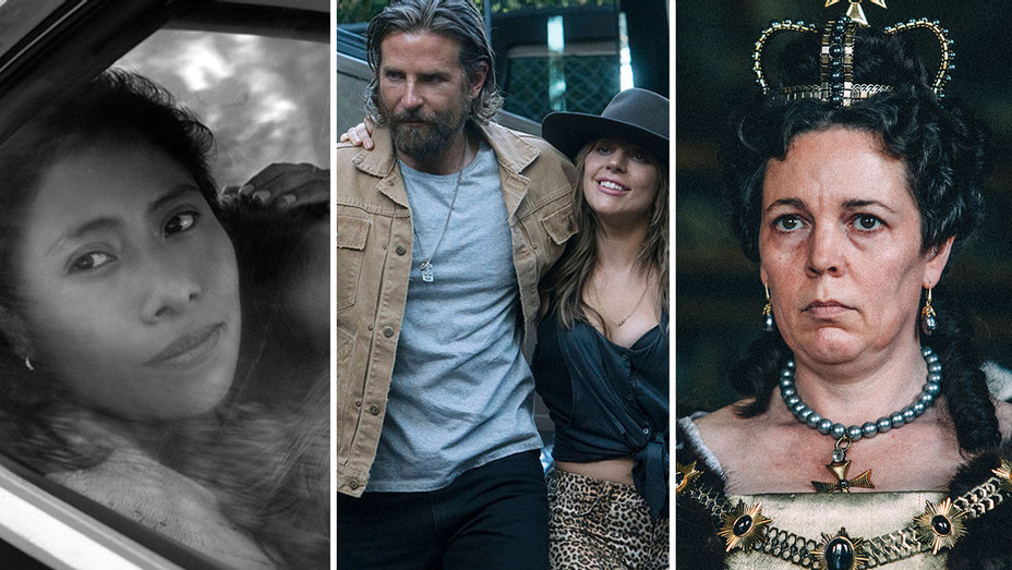 Roma, Star Is Born and the Favourite - Split-H 2019