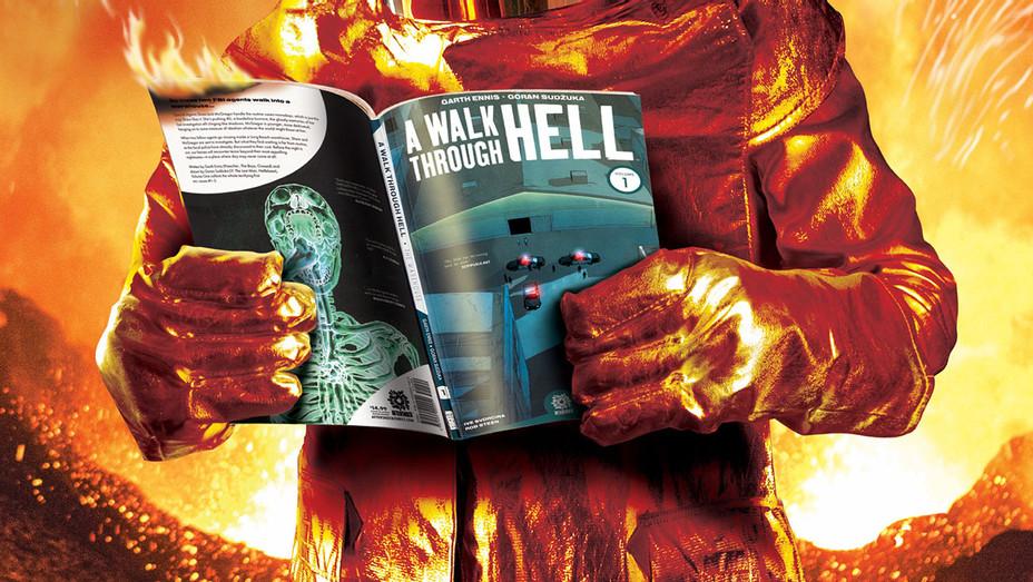 Read Dangerously - AfterShock Comics - Publicity- H 2018