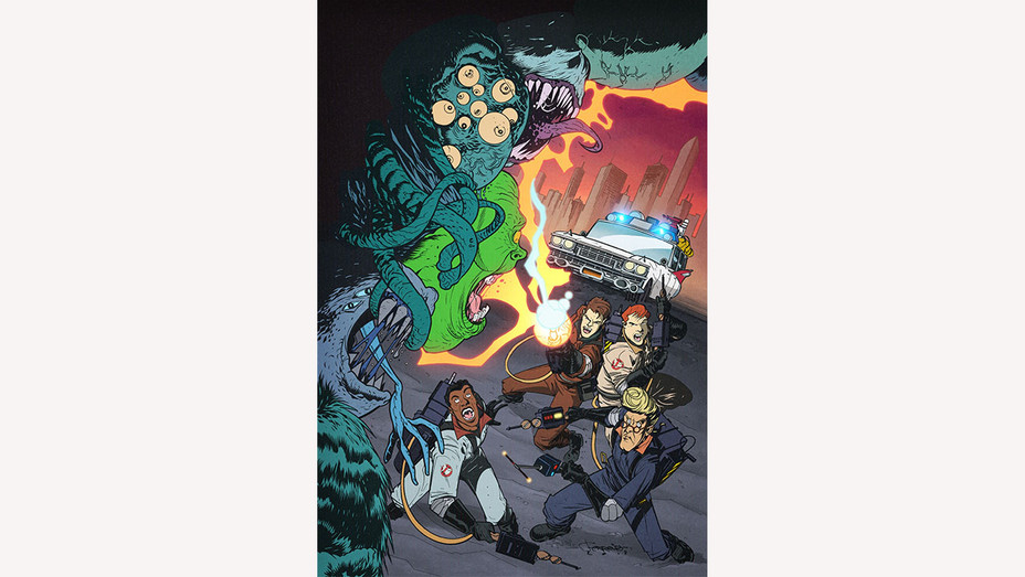 Real Ghostbusters Anniversary-Publicity-H 2019