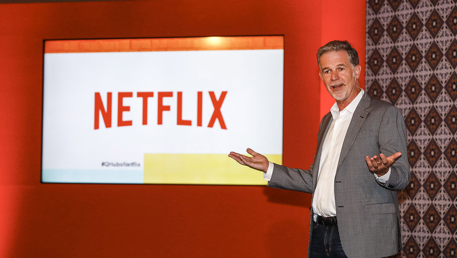 Reed Hastings_3 - Getty - H 2019