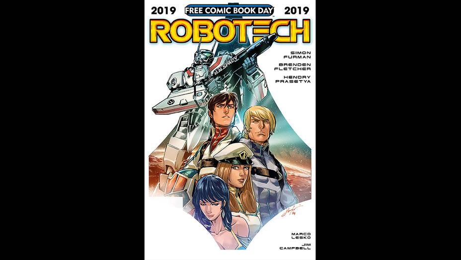 Robotech FCBD-Publicity- H 2019