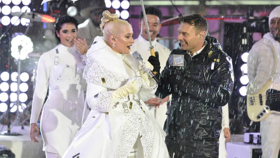 Christina Aguilera, Ryan Seacrest New Year Rockin Eve 2019 - Publicity - H 2019