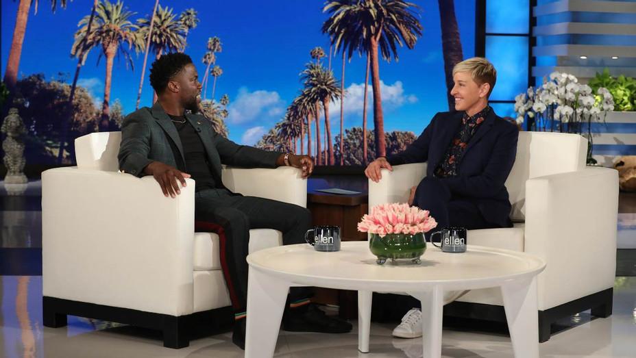 Kevin Hart on Ellen - Publicity - H 2018
