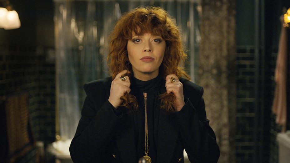 Natasha Lyonne in Russian Doll - Netflix Publicity-H 2019
