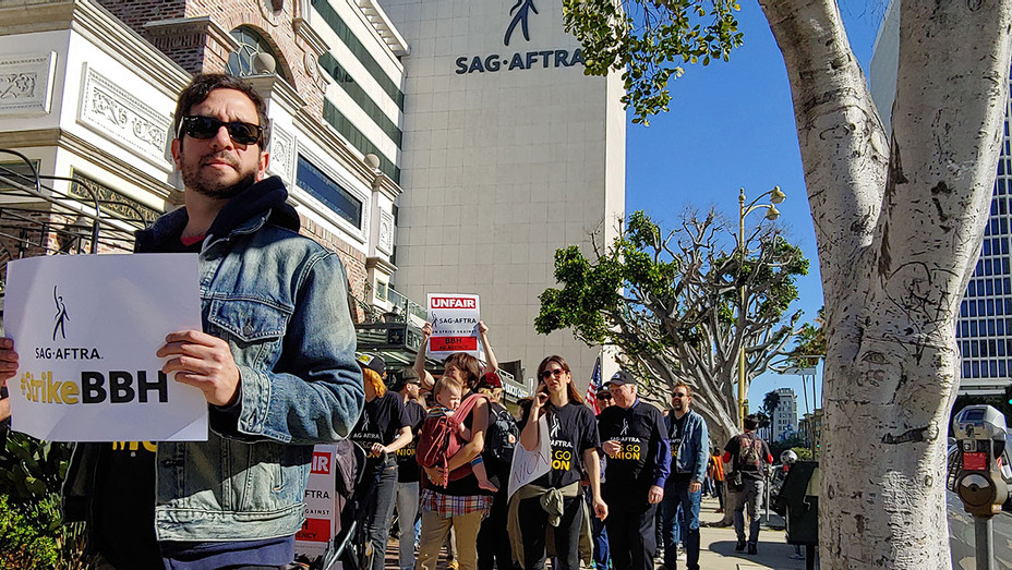SAG-AFTRA March Against BBH - Publicity - H 2019