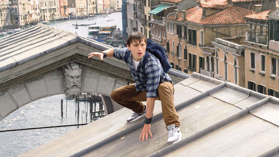 Spider-man: Far From Home Still - Publicity - H 2019